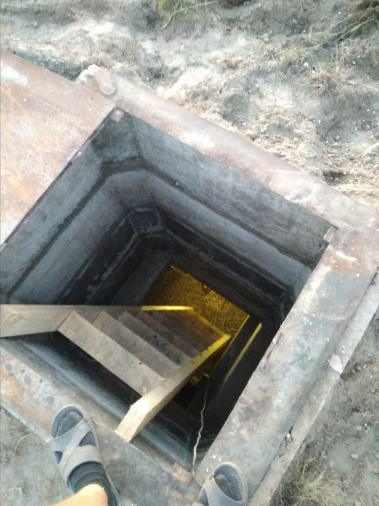 Строительство погреба под ключ в Красноярске
