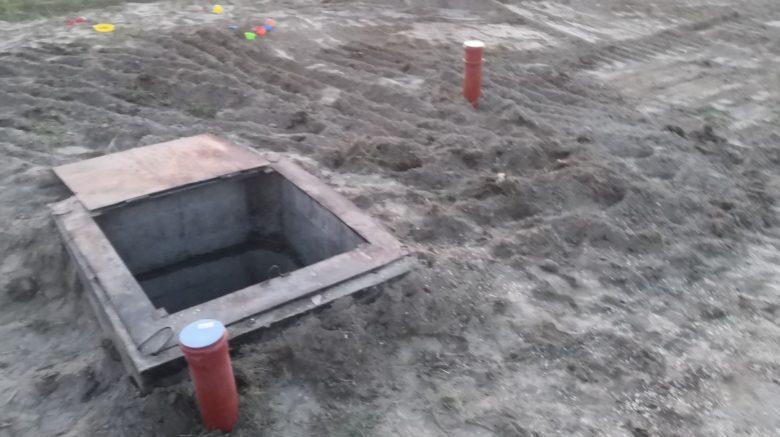 Строительство погреба в Красноярске.
