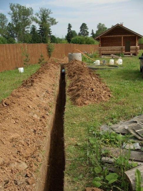 Установка водоснабжения наружных сетей